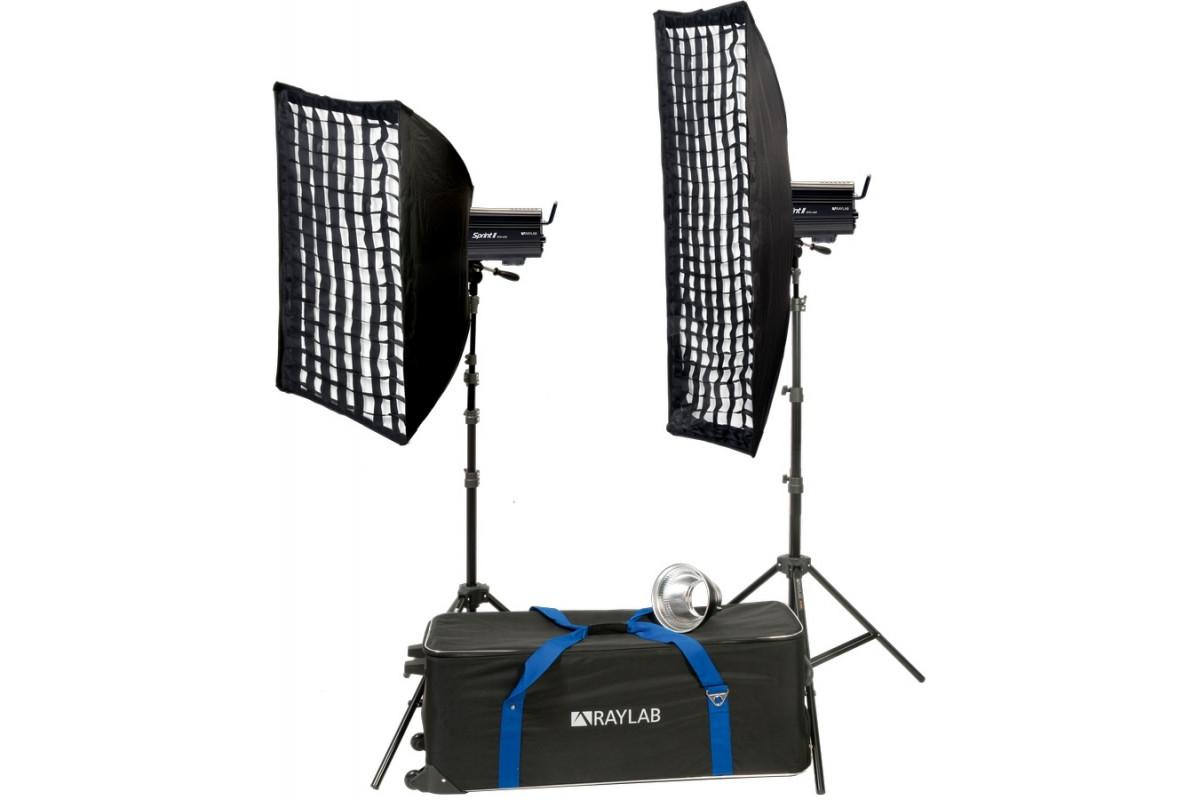 Комплект импульсного света Raylab Sprint II Rtd-400 SS Kit