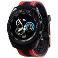 Умные часы Prolike с измерением давления PLSW1000RD, красные