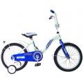 KG1621 ALUMINIUM BA Ecobike 16 - двухколесный велосипед 1s (голубой)