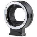 Адаптер Viltrox EF-Z2 Autofocus Speed Booster с Canon EF на Nikon Z