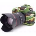 Силиконовый чехол easyCover для Canon EOS 5D Mark III / 5DS R / 5DS, камуфляж