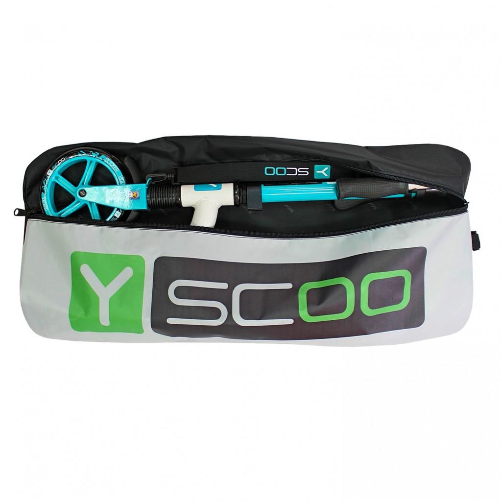 Сумка-чехол для самоката Y-Scoo 180 зеленый
