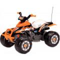Peg-Perego Corral T-Rex (оранжевый) детский электромобиль