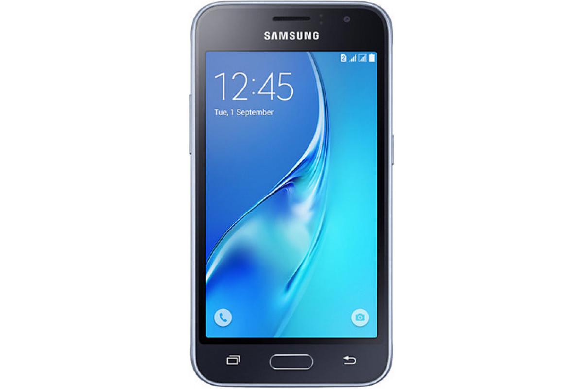 Смартфон Samsung (J120F) Galaxy J1 (2016) Duos 8Gb LTE Черный