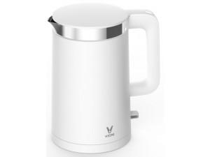 Умный чайник Xiaomi Viomi Mechanical Kettle белый купить в интернет-магазине Фотосклад.ру, цена, отзывы, видео обзоры