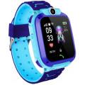 Детские умные часы Z5 GPS, синий