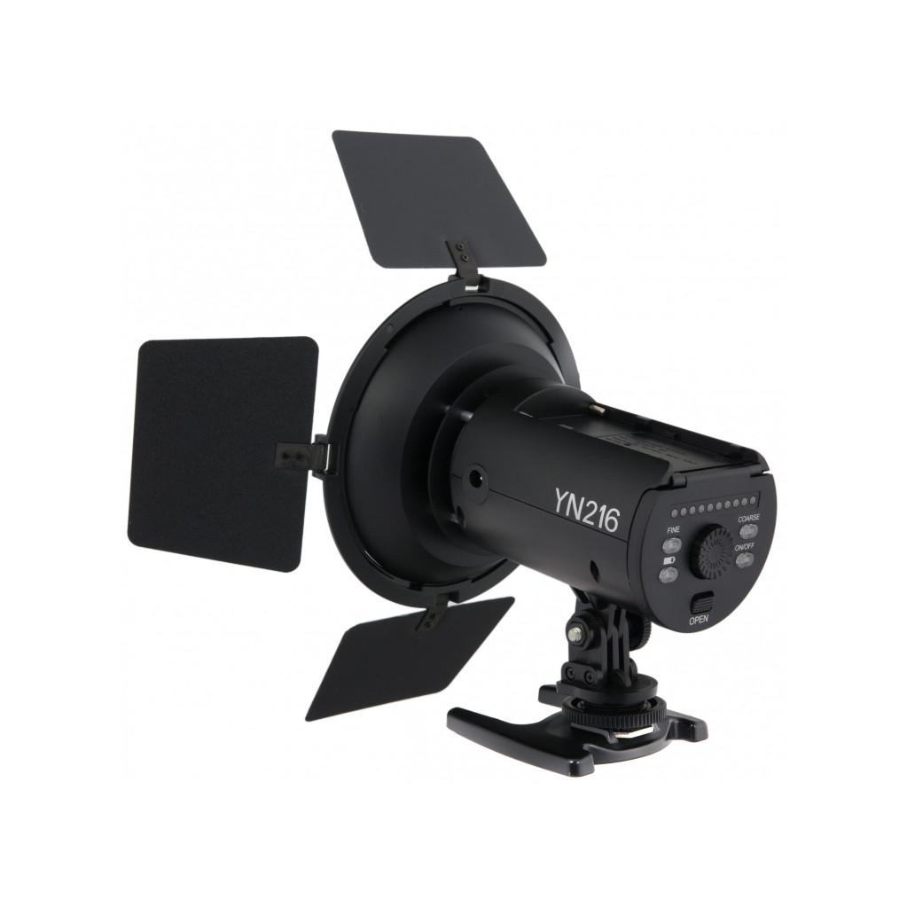 Накамерный свет светодиодный Yongnuo YN-216 3200-5500