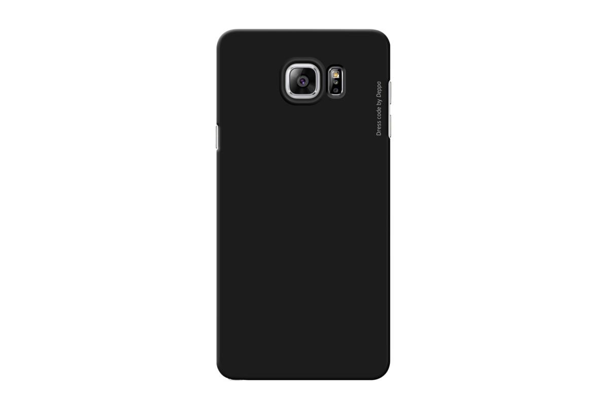 Чехол для смартфона Samsung Galaxy Note 5 Deppa Air Case Black
