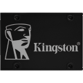 "Накопитель SSD 2.5"" Kingston 512Gb KC600 Series <SKC600/512G> (SATA3, up to 550/520Mbs, 90000 IOPS, 3D TLC, SM2259, 300TBW, AES256, 7mm)"
