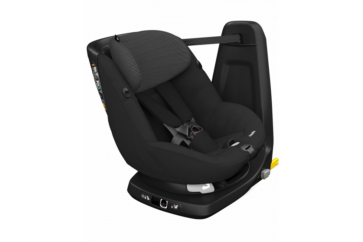 Maxi-Cosi AxissFix - детское автокресло 0-18 кг black raven 80208957