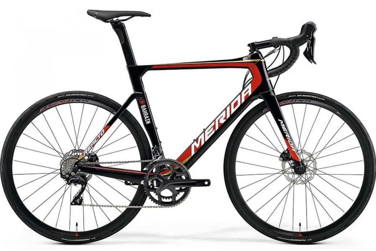 Велосипед Merida REACTO Disc-4000 Black/TeamReplica 2019 S(50cm)(90949)