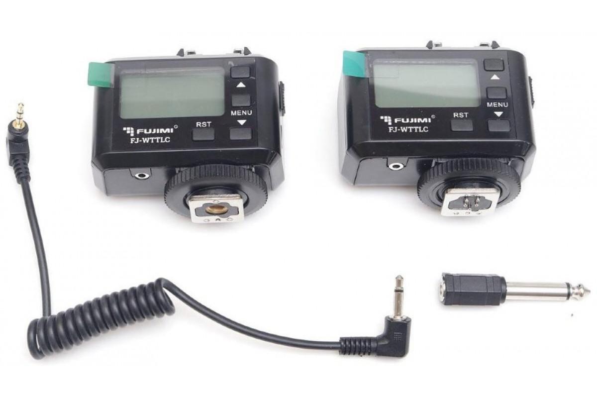 Комплект синхронизации Fujimi FJ-WTTLC с поддержкой E-TTL