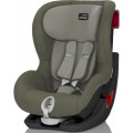 Детское автокресло Britax Roemer King II Black Series Olive Green Trendline