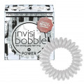 Резинка-браслет для волос invisibobble POWER Smokey Eye, дымчато-серый