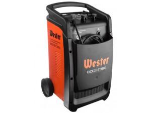 Пуско-зарядное устройство WESTER BOOST360  1600-10000 Вт 12/24В 75/50/360А