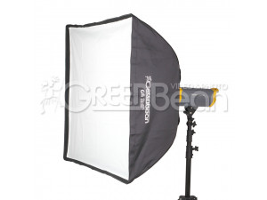Софтбокс GreenBean GFi 3х3' (90х90 cm) (байонет Bowens)