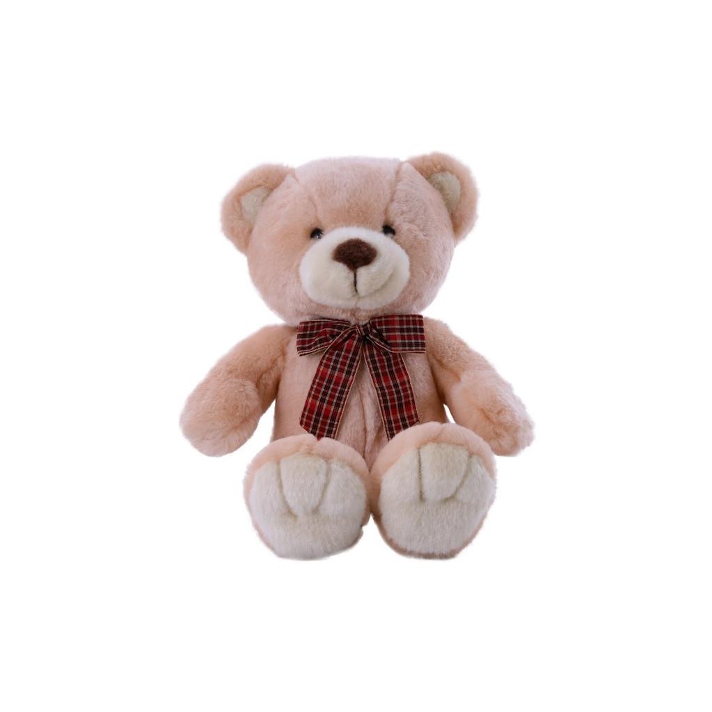 Softoy мягкая медведь персиковый 32 см