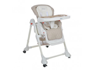 Capella S-208 - стульчик для кормления (бежев)