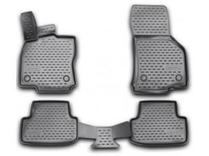 Коврики в салон Element для VW Golf VII, 2013-> 4 шт. (полиуретан)