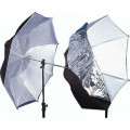 Зонт Lastolite 80cm Dual Duty Umbrella 3223 Silver/Black/White