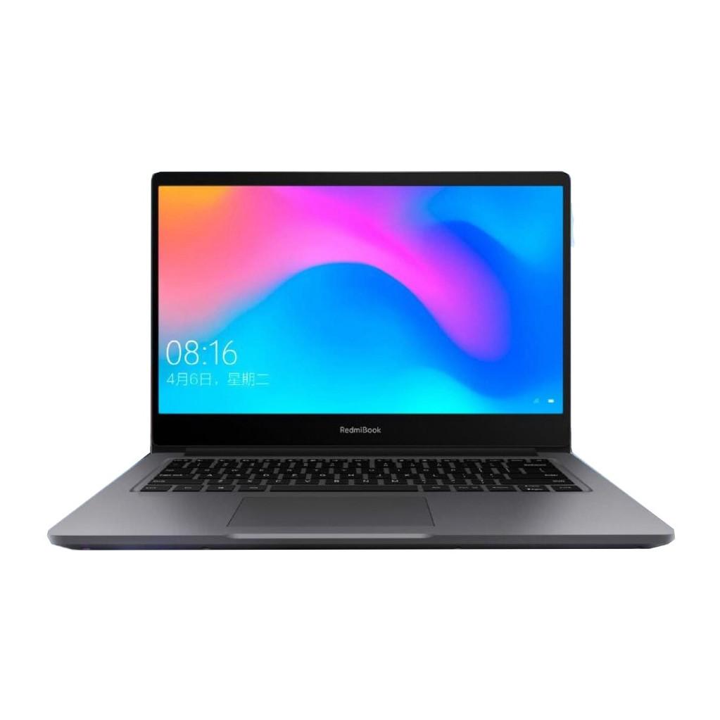 "Ноутбук Xiaomi RedmiBook 14"" Enhanced Edition (Intel Core i5 10210U 1600 MHz/1920x1080/8Gb/512Gb SSD/NVIDIA GeForce MX250/Win10 HomeRUS) серый"