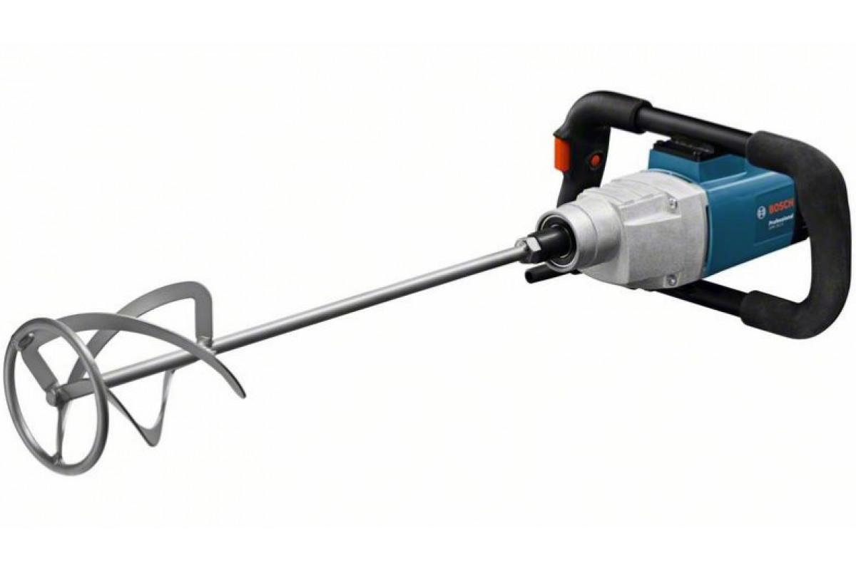 Дрель-миксер Bosch GRW 18-2 E (0.601.1A8.000)  1800Вт 0-250/0-580об/мин 45/19Нм M14