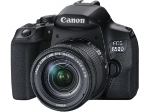 Зеркальный фотоаппарат Canon EOS 850D Kit 18-55 IS STM X1365