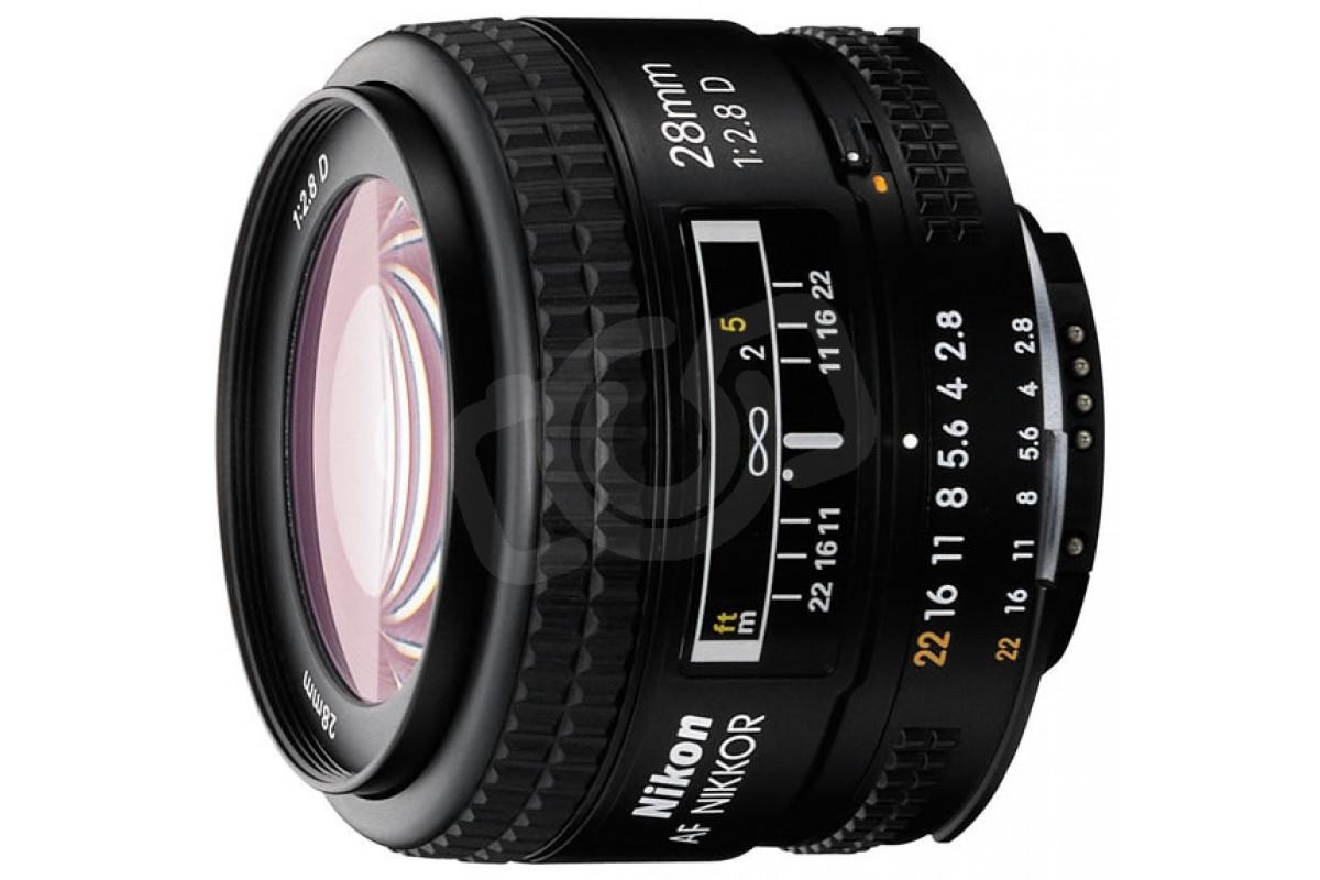 Nikon 28mm f/2.8D AF Nikkor (