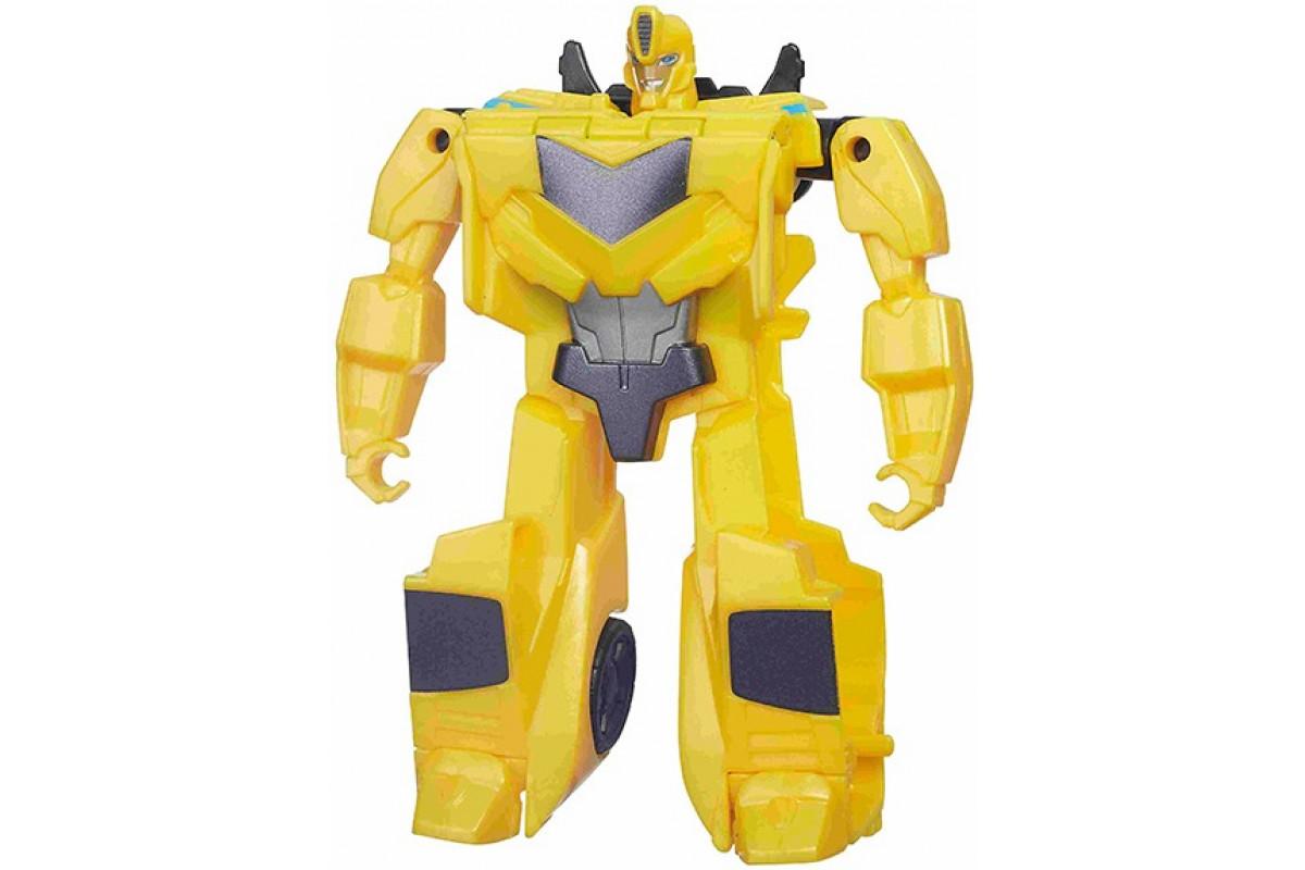 Transformers Робот под прикрытием Уан-Стэп Hasbro B0068