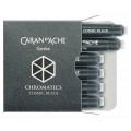 Картриджи с чернилами Caran d'Ache Chromatics International, Cosmic Black (8021.009)