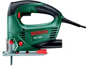 Лобзик Bosch PST 650 500Вт 3100ходов/мин от электросети (кейс в комплекте)