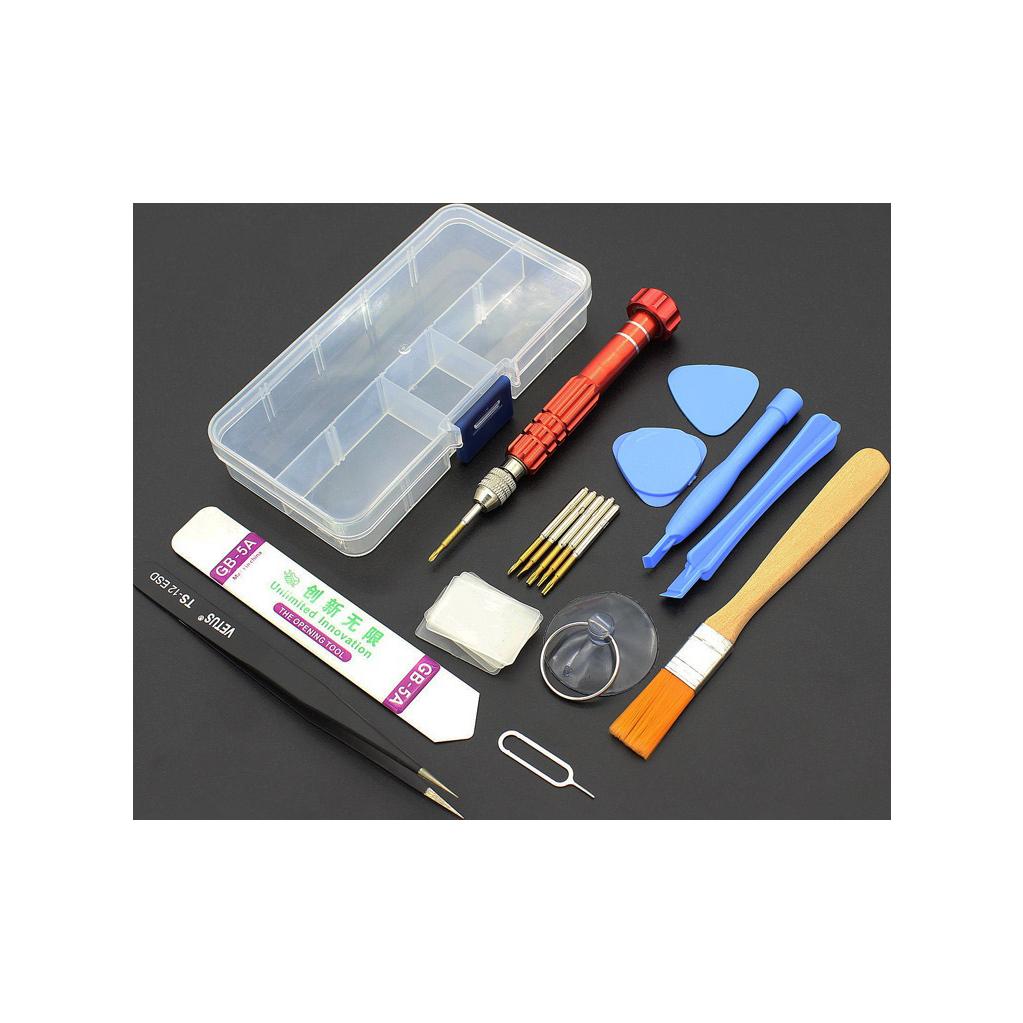 Набор инструментов Minleaf ML-RS1, S2 6 в 1, красный