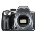 Зеркальный фотоаппарат PENTAX K-70 body silky silver