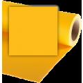 Фон бумажный Vibrantone 1,35х6м Sunflower 12, подсолнечный