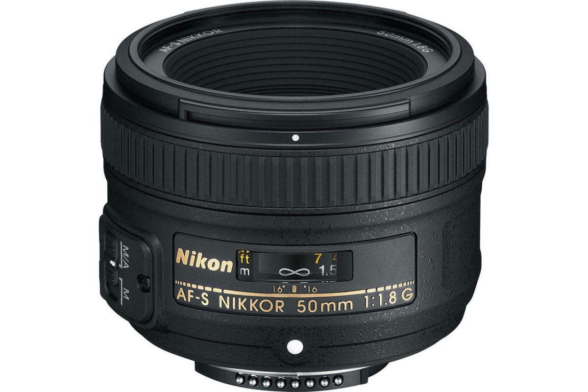 Архив_Nikon 50mm f/1.8G AF-S Nikkor