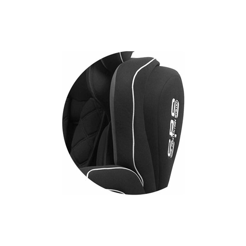 Sweet Baby Gran Turismo SPS Isofix - автокресло детское 9-36 кг серый/черный