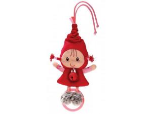 Lilliputiens Погремушка Красная Шапочка с колокольчиком