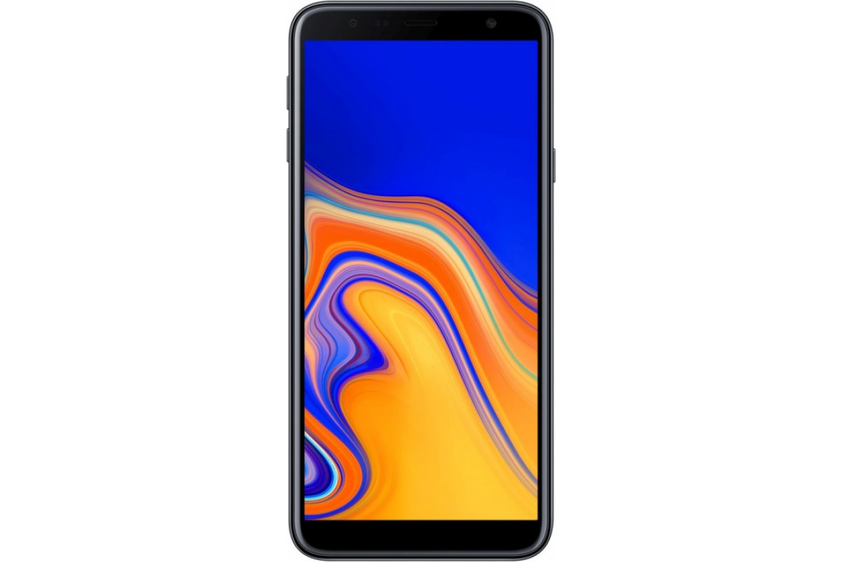 Смартфон Samsung (J415FN/DS) Galaxy J4+ (2018) 32GB Black