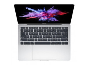 "Ноутбук Apple MacBook Pro 15 with Touch Bar Серебристый Mid 2017 [MPTV2RU/A] 15,4"" 2880x1800, Intel Core i7 7820HQ 2,9ГГц, 16384Мб, SSD 512Гб"