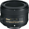 Nikon 50 1.8G