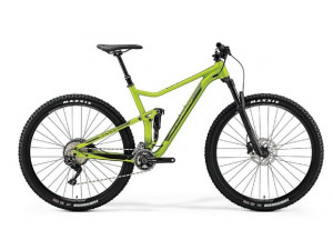 "Велосипед Merida One-Twenty 9.XT Edition MattOlive (Green) 2019 XL(22"")(89049)"