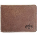 Бумажник Klondike «Rob», цвет коричневый, 12,5x10 см