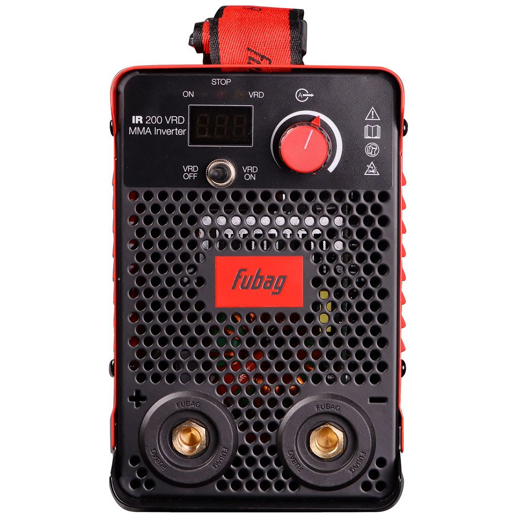 Сварочный аппарат Fubag IR 200 VRD (свар.ток 200А раб.напряжение 150-240В)