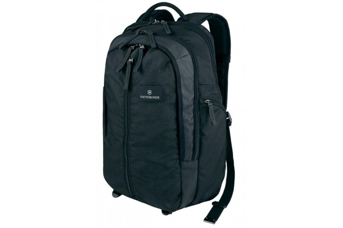 Рюкзак Victorinox Altmont 3.0, Vertical-Zip Backpack, черный, 33x18x49 , 29 л, 32388201