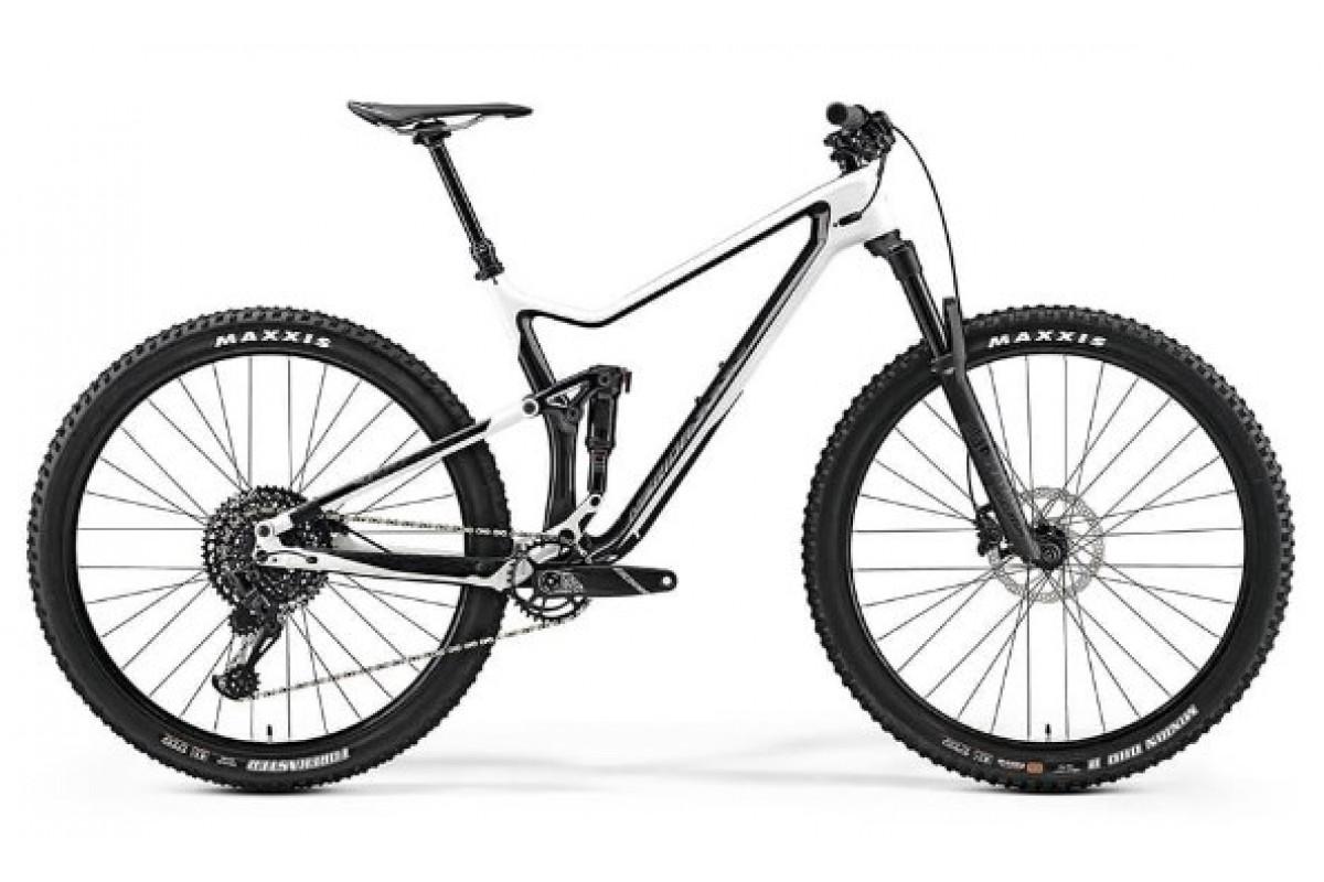 """Велосипед Merida One-Twenty 9.6000 White (Black) 2019 XL(20.5"""")(88929)"""