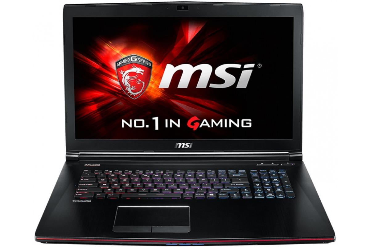 Ноутбук MSI GE72 6QE-269RU