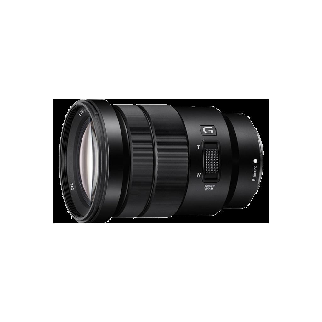 Объектив Sony E 18-105mm f/4 G OSS PZ
