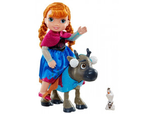 Disney Princess Принцесса Холодное сердце Анна и Свен