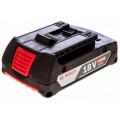 Аккумулятор Bosch 1600Z00036  Li-Ion 18В 2.0Ач Cool Pack