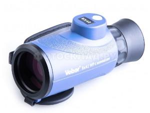 Монокуляр Veber BGD 8x42 C влагозащищенный с компасом